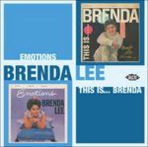 CD This Is Brenda-Emotions di Brenda Lee 0