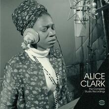 Complete Studio Recordings 1968-1972 (180 gr. Picture Disc) - Vinile LP di Alice Clark