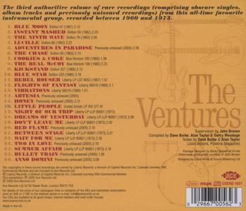 CD In the Vaults vol.3 di Ventures 1