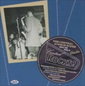 CD Cenrtal Rocks vol.2