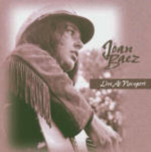 CD Live at Newport di Joan Baez