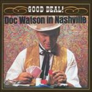Foto Cover di In Nashville. Good Deal!, CD di Doc Watson, prodotto da Vanguard