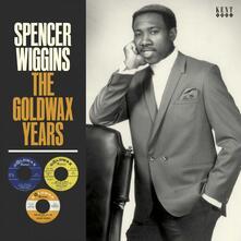Goldwax Years - Vinile LP di Spencer Wiggins