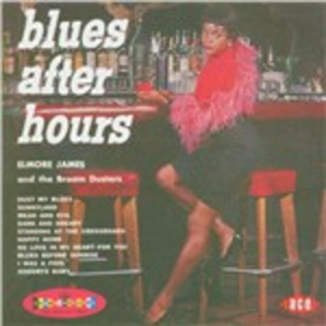 CD Blues After Hours di Elmore James