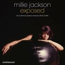 Exposed. The Multi-Track Sessions (Mixed by Steve Levine) - Vinile LP di Millie Jackson