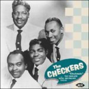 Foto Cover di Checkmate. The Completeking Recordings 1, CD di Checkers, prodotto da Ace