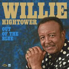 Out of the Blue - Vinile LP di Willie Hightower