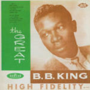 CD The Great B.B. King di B.B. King