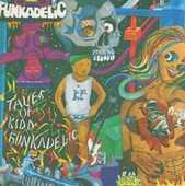 CD Tales of Kidd Funkadelic Funkadelic