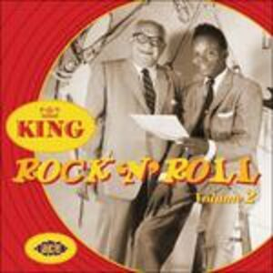 Foto Cover di King Rock N Roll vol.2, CD di  prodotto da Ace
