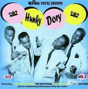 CD Hunky Dory