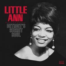 Detroit's Secret Soul - Vinile LP di Little Ann