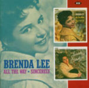 CD All the Way - Sincerely di Brenda Lee