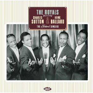CD The Federal Singles di Royals