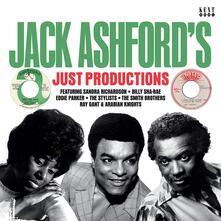 Jack Ashford's Just Productions - Vinile LP