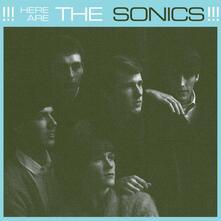 Here Are the Sonics (180 gr.) - Vinile LP di Sonics