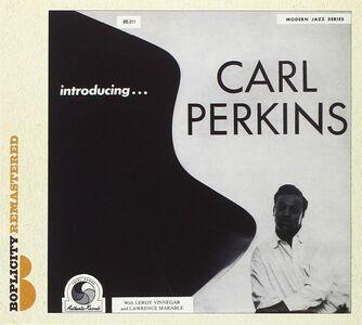 CD Introducing di Carl Perkins