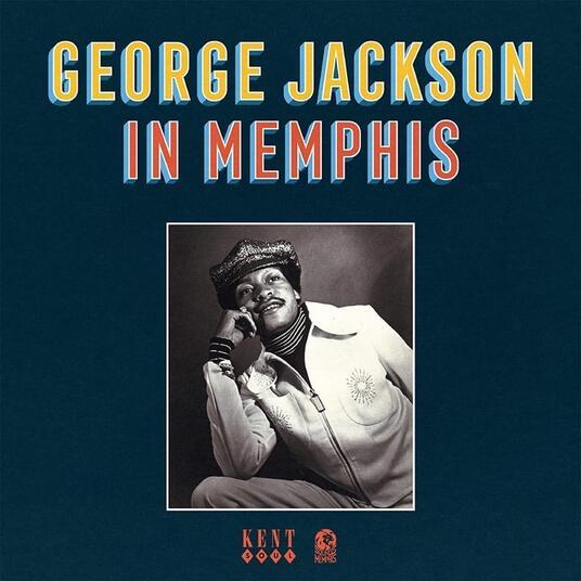 In Memphis - Vinile LP di George Jackson