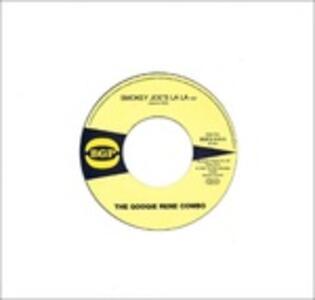 Hot Barbeque / Smokey Joe's La La - Vinile 7'' di Jack McDuff,Googie Rene Combo