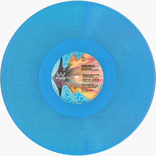 Free Your Mind - Vinile LP di Funkadelic