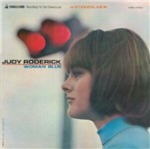 CD Woman Blue di Judy Roderick