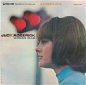 CD Woman Blue di Judy Roderick