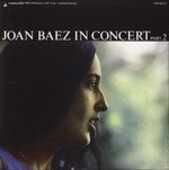 CD In Concert Part 2 Joan Baez