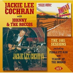 CD The 1985 Sessions di Jackie Lee Cochran