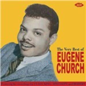 CD The Very Best of Eugene Church di Eugene Church