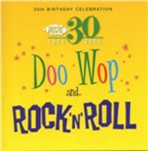 Foto Cover di Doo Wop and Rock & Roll, CD di  prodotto da Ace