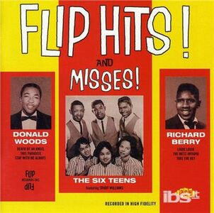 CD Flip Hits Plus Flip Mis