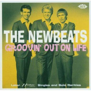 CD Groovin' Out on Life di Newbeats