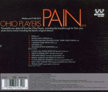 CD Pain di Ohio Players 1