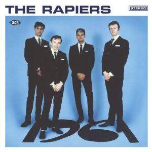 Foto Cover di The Rapiers 1961, CD di Rapiers, prodotto da Ace