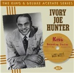 CD Woo Wee! di Ivory Joe Hunter