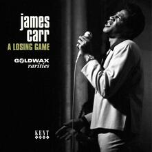 A Losing Game. Goldwax Rarities - Vinile 7'' di James Carr