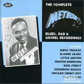 CD Complete Meteor Blues