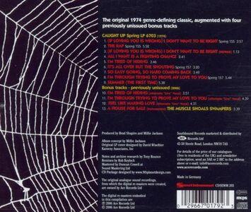 CD Caught Up di Millie Jackson 1