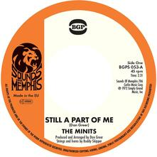 Still A Part Of Me/If You Don't Like My Apples (Do - Vinile 7'' di Minits