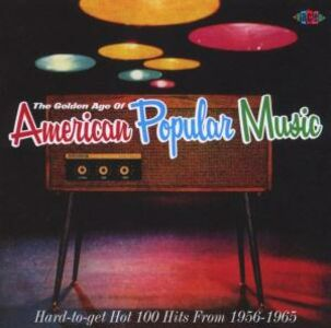 CD Golden Age of American Popular Music  0