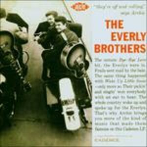 CD They're Off & Rollin' di Everly Brothers 0