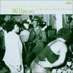 CD Round Like An Apple. The Bigtown Sessions di Smokey Wilson 0
