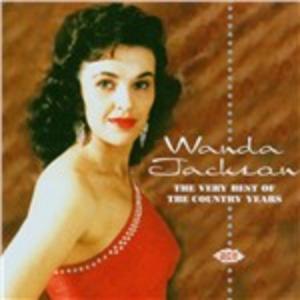 CD Very Best of Country Year di Wanda Jackson