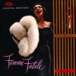 CD Femme fatale di Hadda Brooks
