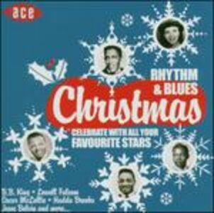 Foto Cover di Rhythm and Blues Christmas, CD di  prodotto da Ace