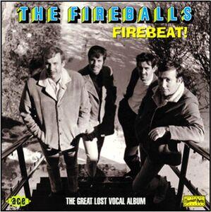 CD Firebeat! di Fireballs 0