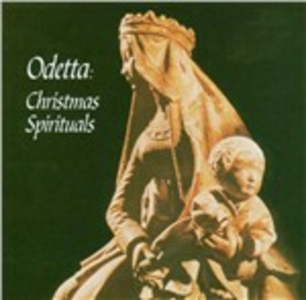 CD Christmas Spirituals di Odetta