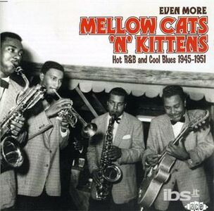CD Even More Mellow Cats 'n'