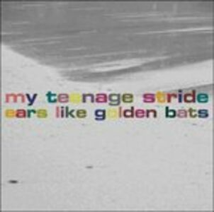 CD Ears Like Golden Bats di My Teenage Stride