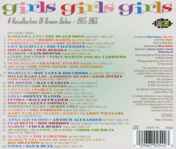 CD Girls! Girls! Girls!  1
